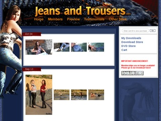 Jeansandtrousers