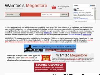 Wamtec's Megastore