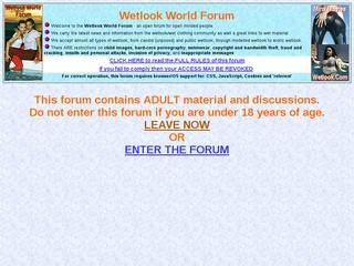 Englischsprachiges Forum