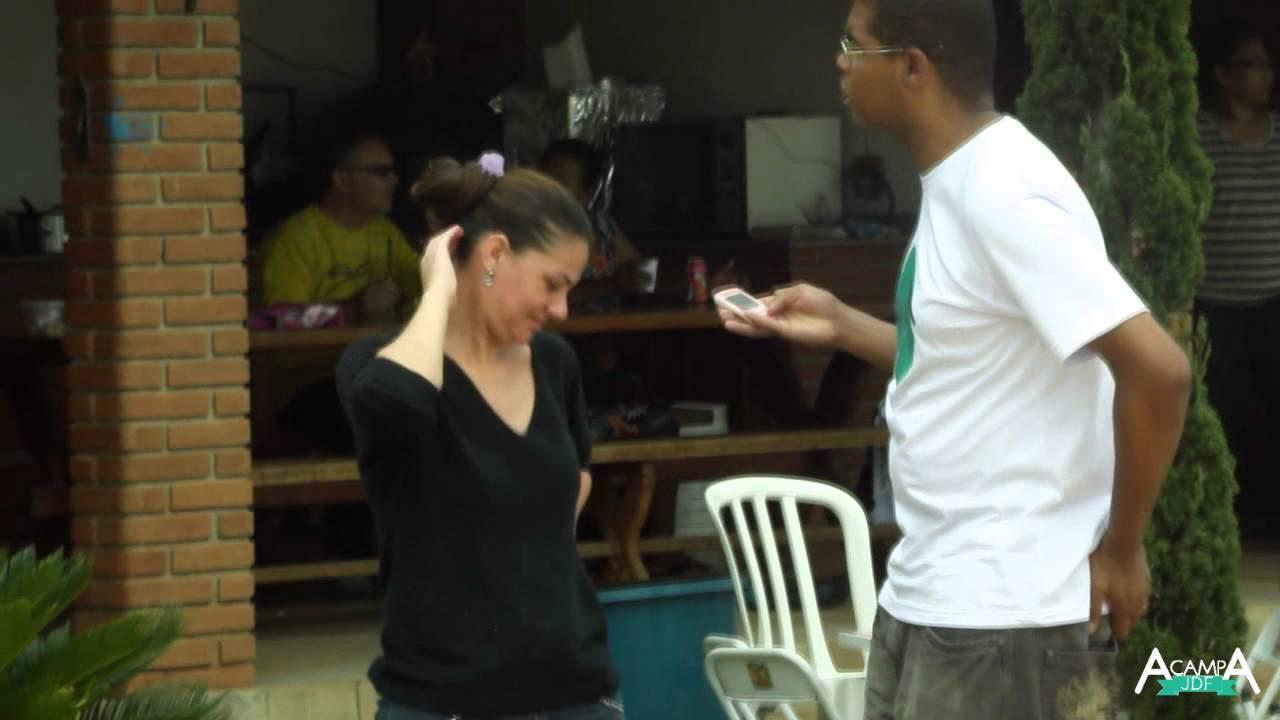 Jimi, O Impostor - Jogando a Fernanda na Piscina - AcampaJDF 2012