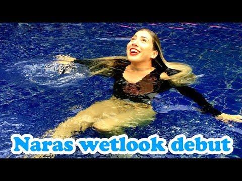 Naras wetlook debut