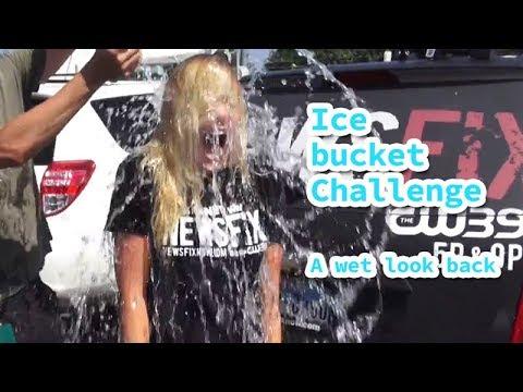 The ice bucket challenge - a look back 15