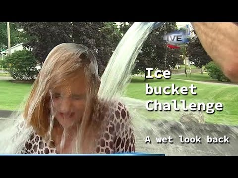 The ice bucket challenge - a look back 13