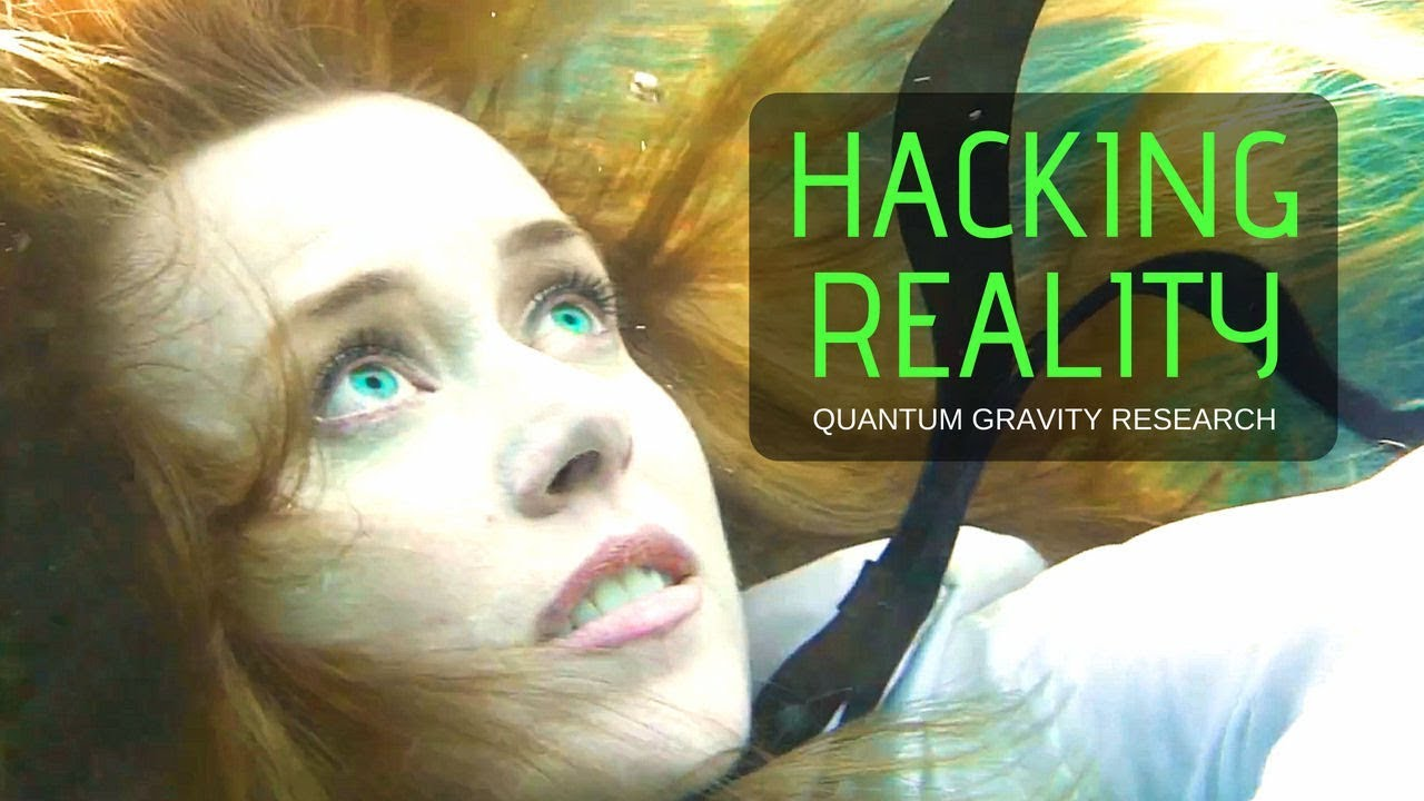 The Simulation Theory - Hacking Reality (Must See) (kurze Wetlookszene)