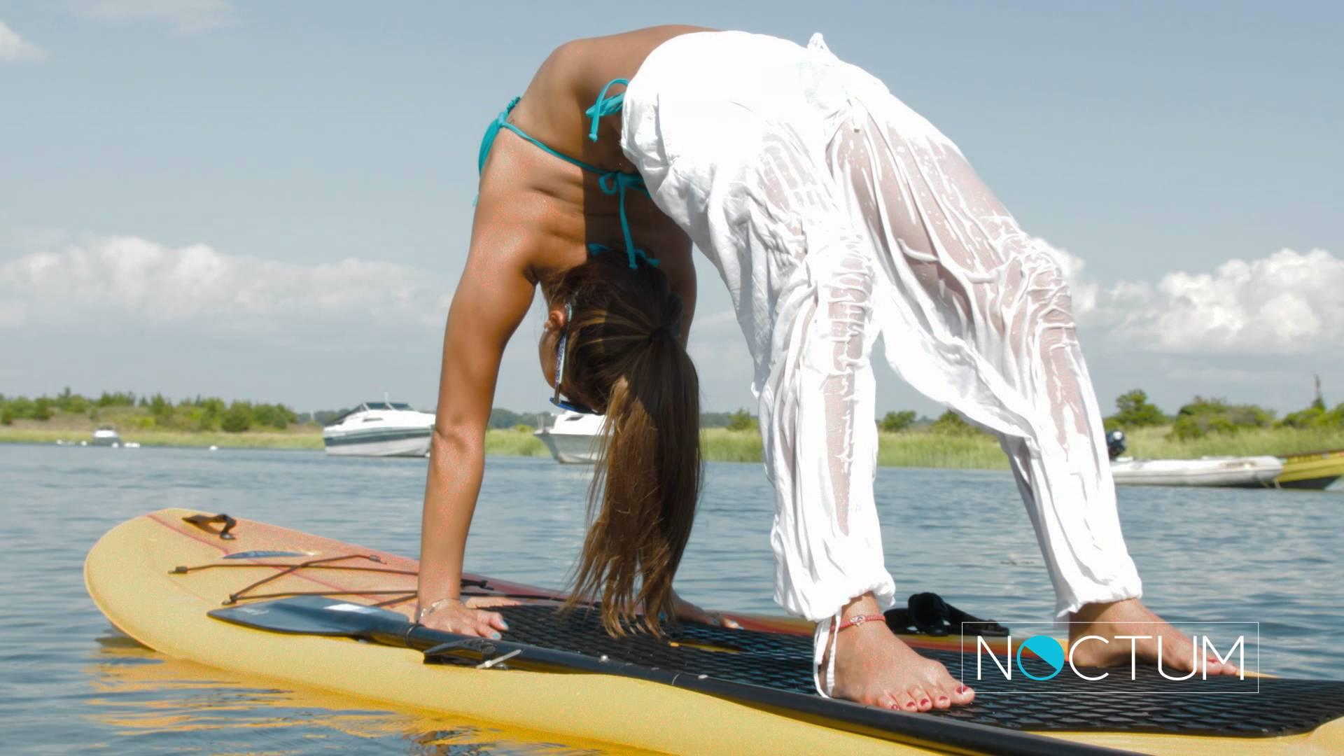 NOCTUM | Paddle Board Yogi